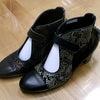 履きやすい靴 秋冬受注会2018 明日までです。の画像