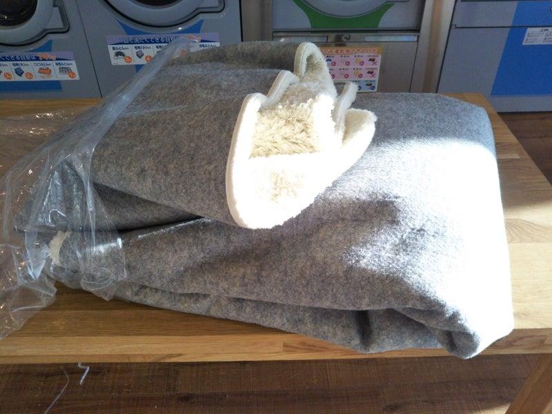 カーペット 洗濯 コインランドリー
