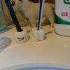 歯ブラシスタンドの画像