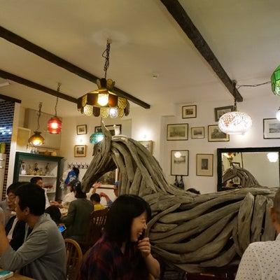 馴染みのマスターのお店の1周年お祝いパーティーの記事に添付されている画像