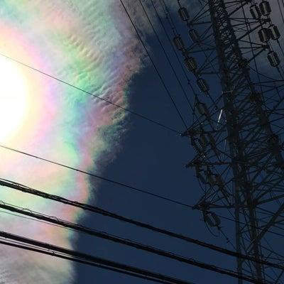 虹雲!?の記事に添付されている画像