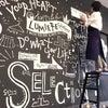 和泉市『Lumiere』〜ルミエール〜の壁一面にペイントしてきましたの画像