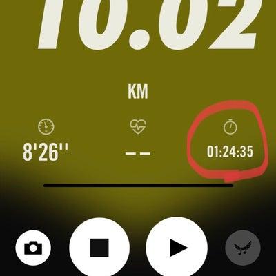 10キロジョギングしたら、足がガタガタの記事に添付されている画像
