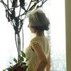 結婚式出張ヘアメイクBlog/#アンダーズ東京 での結婚式からショートボブスタイルの美しい花嫁の画像