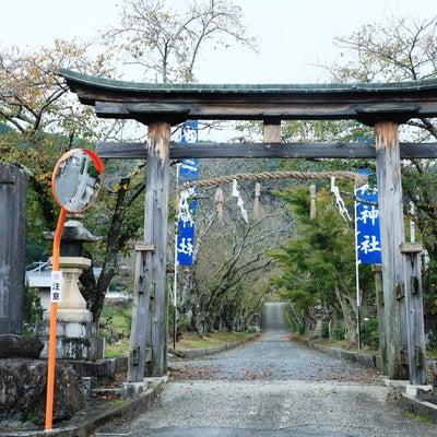 桃山町の三船神社の記事に添付されている画像