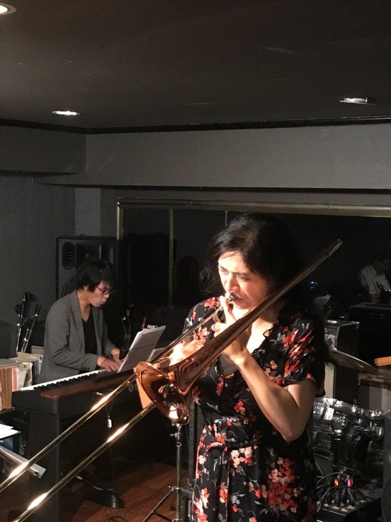 トロンボーンとピアノと Mayuko s Chamber