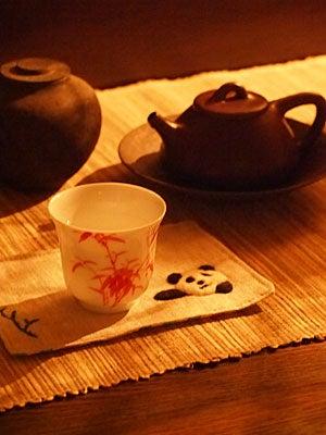 過ぎ 飲み お茶 の