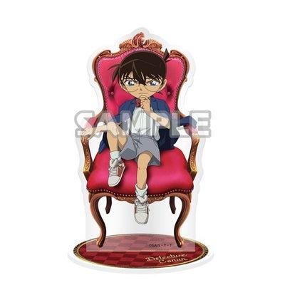 名探偵コナン アクリルスタンド 椅子verの記事に添付されている画像