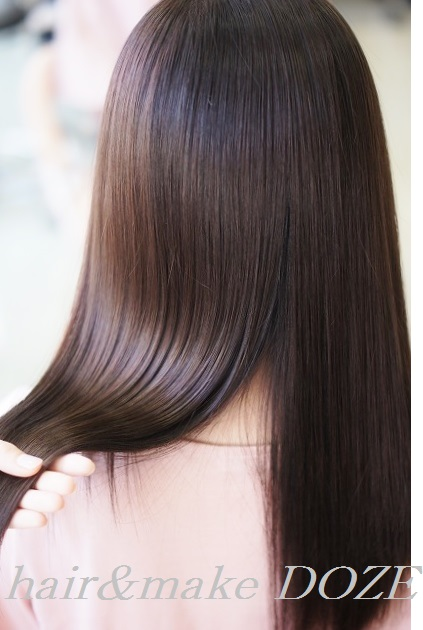 一人ひとりの髪質に合わせ必要なものを必要なだけ!