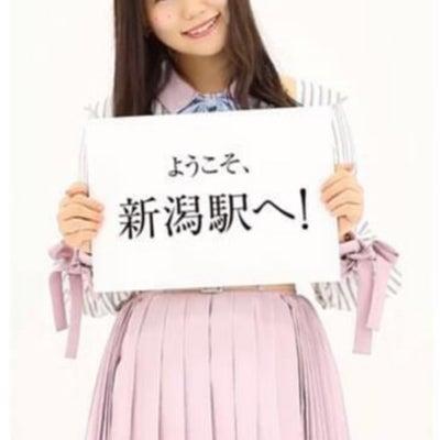 No.4775 JR東日本新潟支社×NGT48コラボ 駅サイネージリニューアル!の記事に添付されている画像