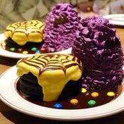 ★銀座★ Eggs'n Things ⑦  -かわいい仕掛けが!ポップなハロウィンパンケーキ-