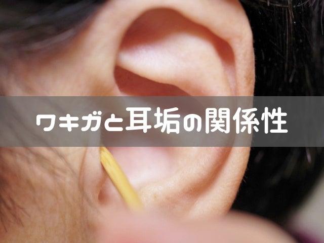 ネバネバ 耳垢