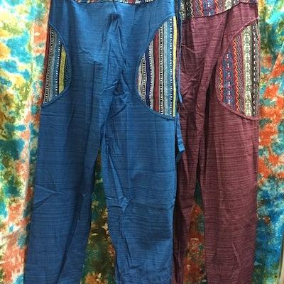 男子ウェルカム☆エスニックなパンツが結構充実しています、当店、なう。の記事に添付されている画像