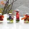 SIONEの器を使ったお花の教室の画像