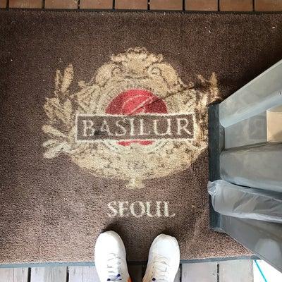 ✴︎ 【新沙】BASILUR -紅茶専門店のノンアルカクテル–の記事に添付されている画像