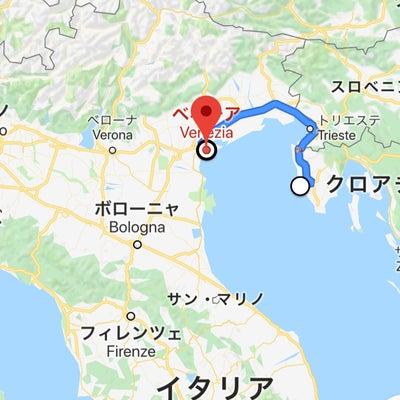 ヨーロッパひとり旅。ヴェネチア行ってみた。の記事に添付されている画像