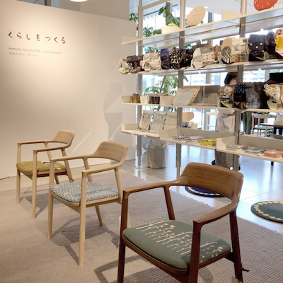 ミナペルホネン*デザイナー皆川さんのトークイベント& *a-ki*ちゃんとのコラの記事に添付されている画像