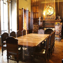 グエル邸⑤食堂・寝室☆の記事に添付されている画像