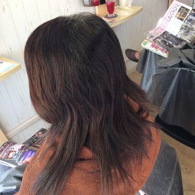 クセ毛でもお手入れがラクなクセ毛専門キュビズムカットの記事に添付されている画像