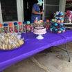 ハワイの一歳のお誕生日会ーベイビールアウは盛大ザマス。