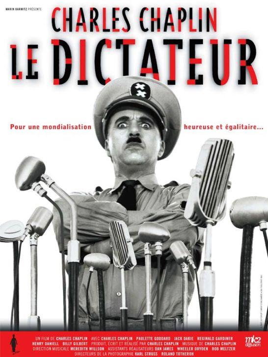 今日は、チャールズ・チャップリン監督・主演の映画『独裁者』が初公開されました。:キノコの日