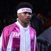 【Photo】 スティーブンソンvsシミオン WBCコンチネンタル・アメリカ・フェザー級王座決定