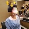 結婚式出張ヘアメイクBlog/#地毛結い日本髪 #地毛結い文金高島田 のすすめの画像