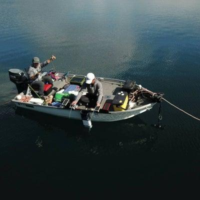 ■抜群の魚影 十和田湖ワカサギ釣り...の記事に添付されている画像