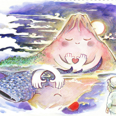 富士山の知らなかったことを学んだの記事に添付されている画像