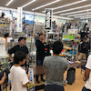 ブンブン堺店 ジャンプライズ井上友樹プロ来店!の画像