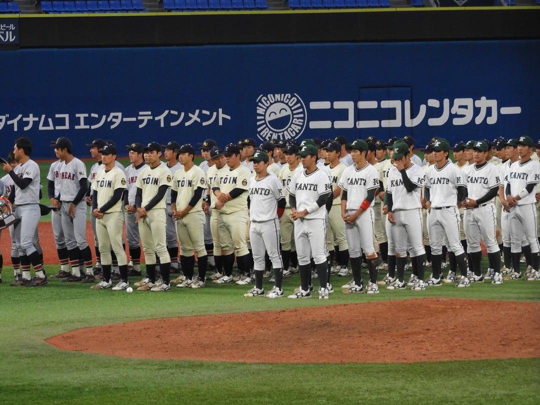 関東学院大学硬式野球部ブログ