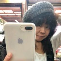 リフ編みベレー帽完成…