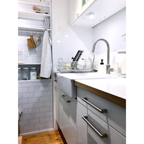 +たてよこお皿が置ける水切りラック「ハナウタ」でフフフーン♪ +の記事に添付されている画像