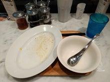 マンゴツリーキッチン(豚ガパオ+センレックナーム=完食)