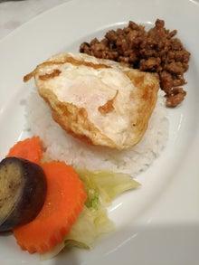 マンゴツリーキッチン(豚ガパオup)