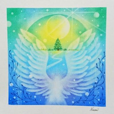 Angel Blessing 両翼の羽根の記事に添付されている画像
