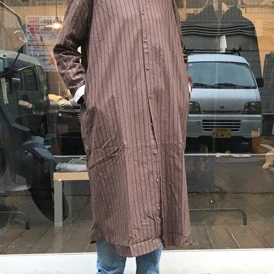 ichi stripe shirt one-pieceの記事に添付されている画像