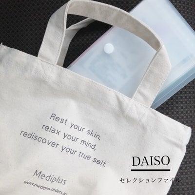[DAISO]家計簿管理ができる便利なファイルの記事に添付されている画像
