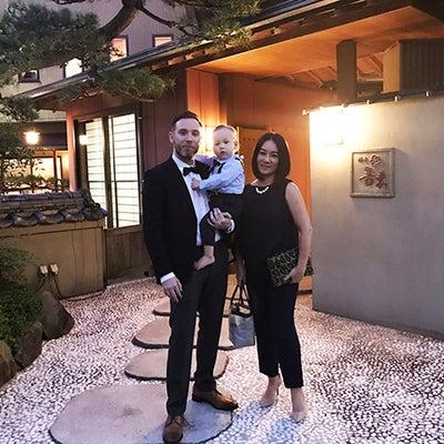 家族でいとこの結婚式に行ってきた!の記事に添付されている画像