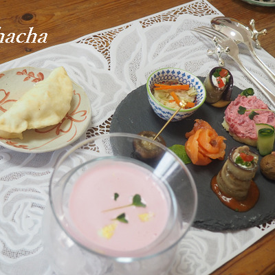 ロシア料理のレッスンの記事に添付されている画像