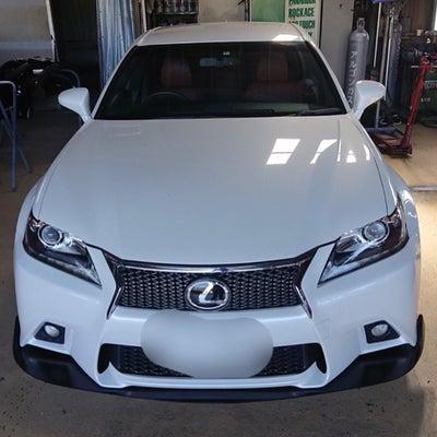 レクサスgs車高調取り付けの記事に添付されている画像