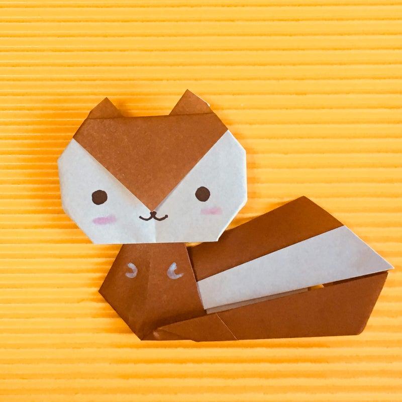 折り紙 動物