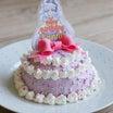 100均材料で立体的なキャラケーキ!