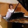 藤井ピアノ教室~こんな思いでレッスンしていますの画像