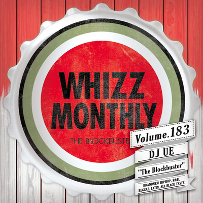 【新入荷】DJ UE / Monthly Whizz Vol,183の記事に添付されている画像