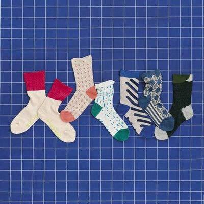 私は靴下が大好きです。の記事に添付されている画像