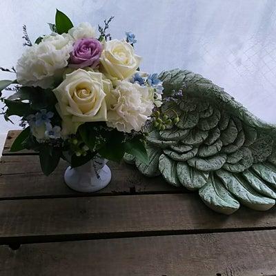 【レッスン 4 】花材の記事に添付されている画像