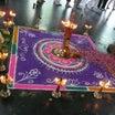 インドでは、今日は新しく何かを学び始まる、習い事初めにに良い日です♡女神祭りの締めの締め!
