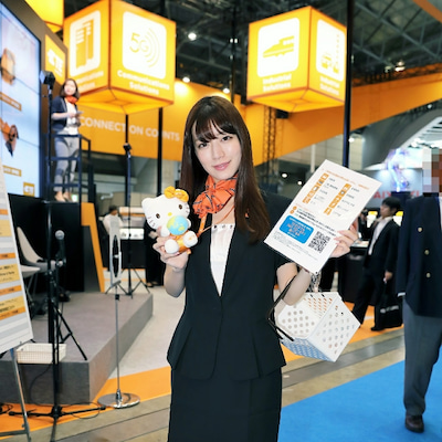 CEATEC JAPAN 2018 小嶋みやびさんの記事に添付されている画像