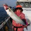 10月19日(金)  タチウオは大漁‼️